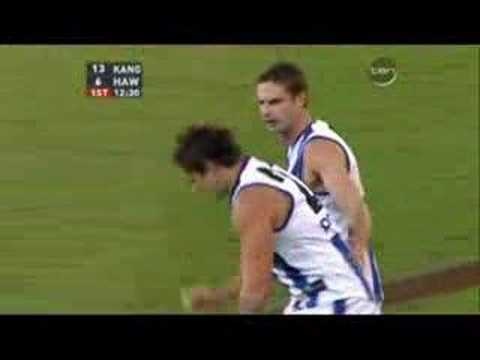 Aaron Edwards - One of the great marks