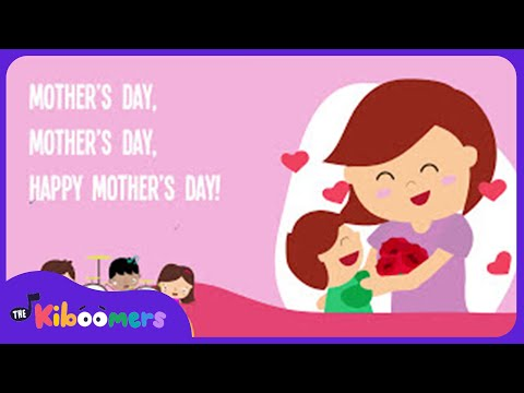 Happy Mother's Day | Kids Song | Song Lyrics Video | The Kib
