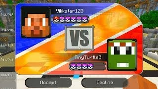 Minecraft PIXELMON Mini-Game: CRANE GAME #1 with Vikkstar, LittleLizard & CraftBattleDuty