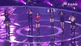 Twice (momo, chaeyoung, tzuyu) + Red velvet (irene,seulgi,joy) coll...