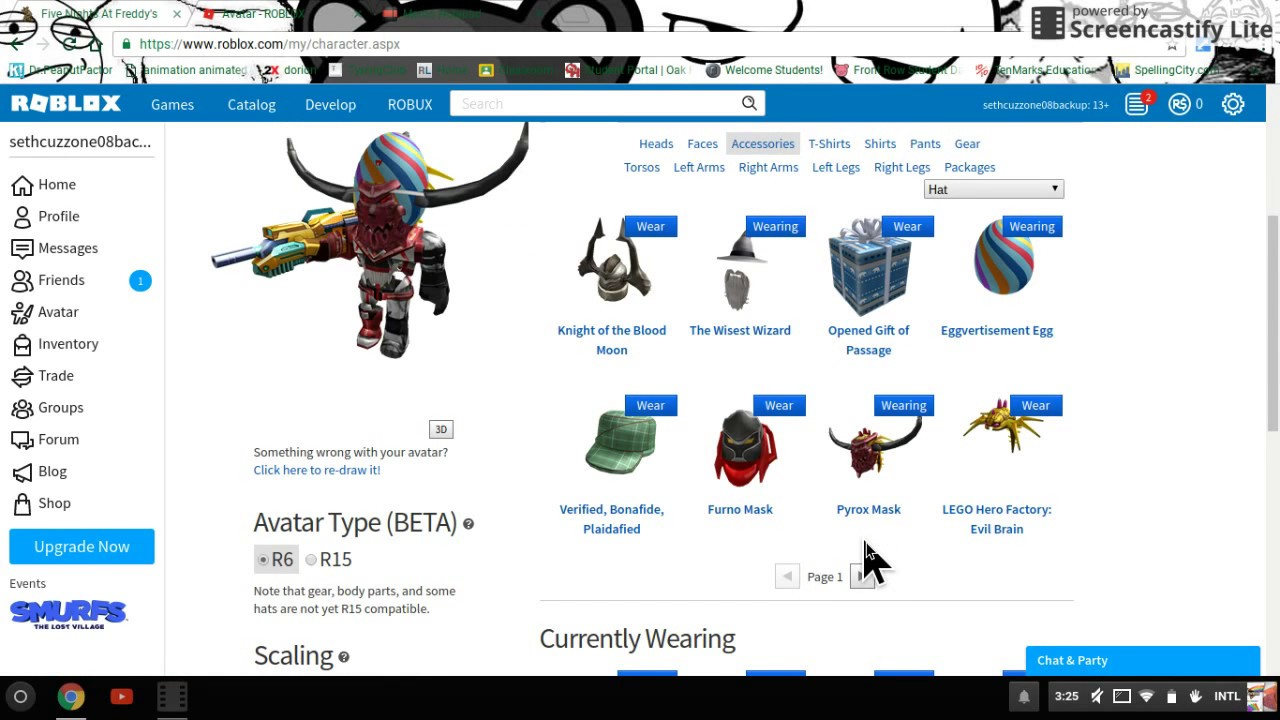 How To Hack Roblox Accounts 100 Proof Youtube