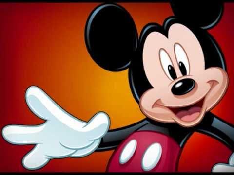 ミッキーマウス・マーチ ☆  MICKEY MOUSE CLUB MARCH