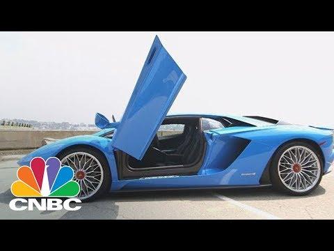 New Lamborghini Aventador S Speeds Past Its Limits | CNBC