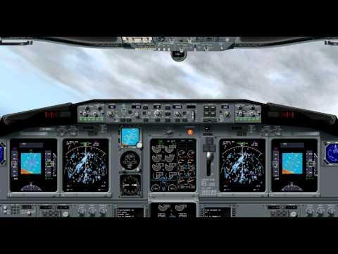 X-Plane Boing 737-800 autopilot problem