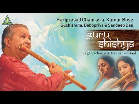 Hariprasad Chaurasia, Suchismita, Debopriya Raga: Vachaspati Gat in Teentaal Live at Saptak Festival