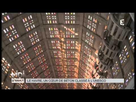 SUIVEZ LE GUIDE : Le Havre, un coeur de béton classé à l'Unesco