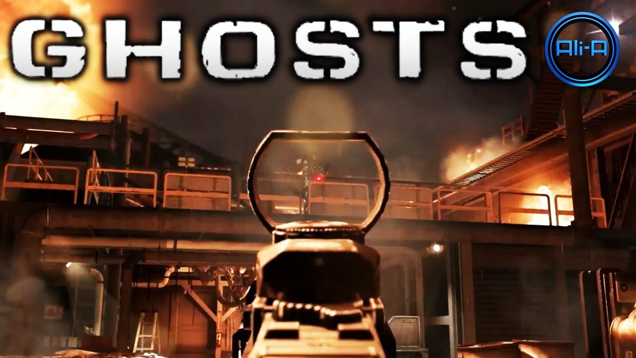 Call of Duty: Ghosts MULTIPLAYER info! - DLC Xbox One ...