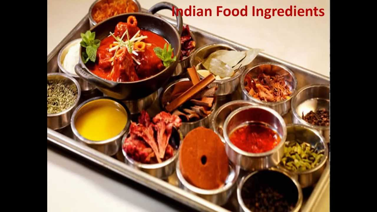 Indian food ingredientsessential ingredients for indian cooking indian food ingredientsessential ingredients for indian cookingspices indian spices indian food youtube forumfinder Gallery