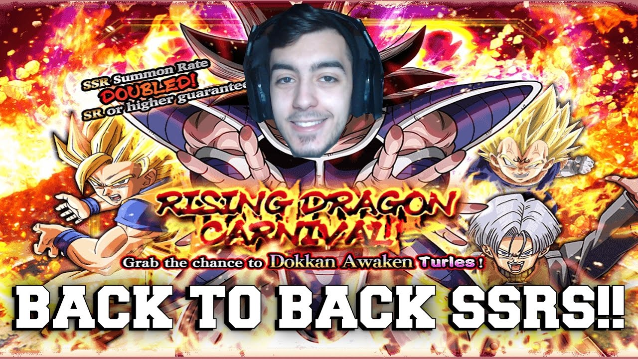 Back to back ssrs dbz dokkan battle rising dragon - Battle carnival download pc ...
