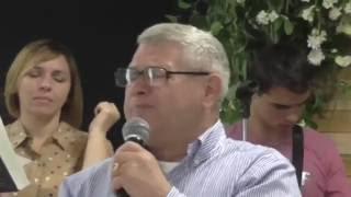 Проповедует пастор Владимир Ильчук (г. Ровно)  5 июня 2016 г.(Христианская церковь