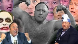 Tribute to Alex Jones Deleted YouTube Channel