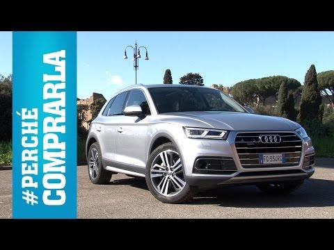 Audi Q5 | Perché comprarla... e perché no
