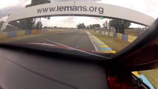 Seat Leon Supercopa, circuit du Bugatti, Le Mans-2014
