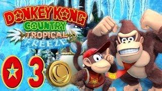 ✪ DONKEY KONG COUNTRY TROPICAL FREEZE ✪3 [Deutsch/HD] Bosskampf Seerobbenjagd | Let's Play DKCTF