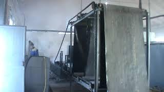 Универсальное оборудование для производства рубероида, стеклоизола, бикроста, пергамина.