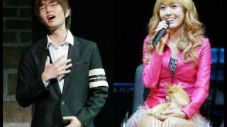 SHINee+SNSD- One Year Later (Jessica- SNSD, Onew- SHINee)