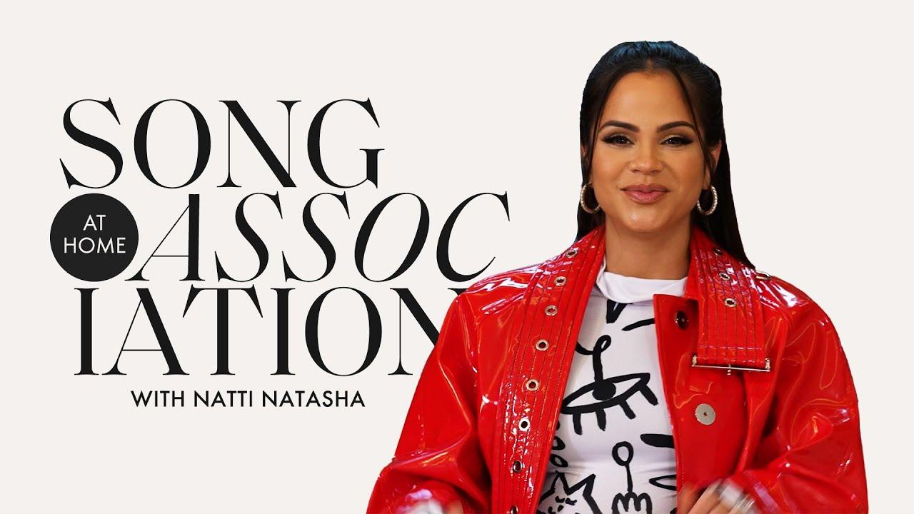 Natti Natasha Sings Rihanna,