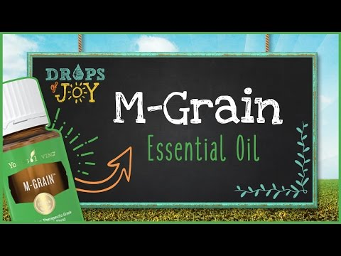 M Grain Essential Oil Young Living