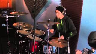 Ария Штиль Drum cover by Roman Smirnidis
