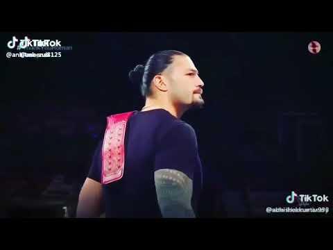 WW WWE Roman Reigns Kar Chori Dil Mera Tod Diya