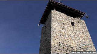 Ardèche - La Tour de Brison (4K)