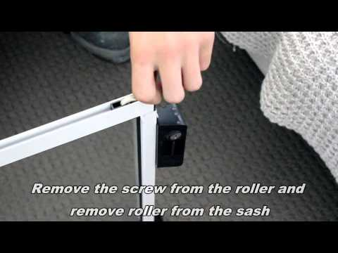 Changing Sliding Window Roller