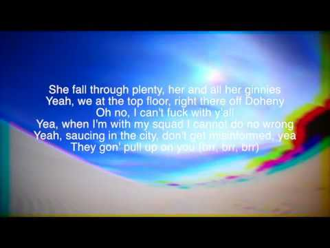 Travis Scott - Goosebumps lyrics