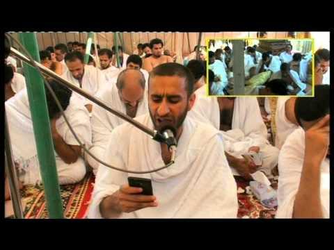 الخطيب عبد الحي قمبر زيارة الإمام الحسين يوم عرفة  ... 9-12-1433هـ  تصوير أ فوزي سكروه