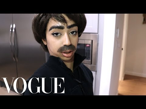 73 Questions with Jet Packinski | Vogue Parody