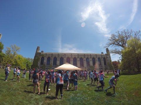 Holi at Northwestern University - May 14, 2017