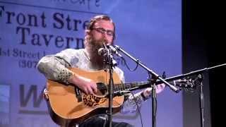 "Jeff Daugherty performs ""Dear John"" at Ignite Laramie 2014"