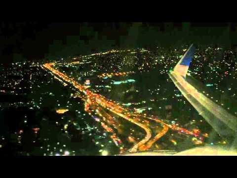 United Airlines B737-800 - Manila to Guam