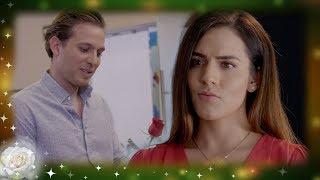 La rosa de Guadalupe: Lili planea vengarse de Andrés   Una rosa roja para el amor