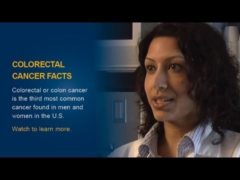 Colorectal Cancer Facts Youtube