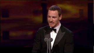 Michael Fassbender, IFTA 2012 Winner, Actor Film, Shame