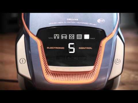 the canister vacuum from electrolux commercial