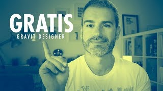 ¿Un software gratis para diseño gráfico? / Gravit Designer // Marco Creativo