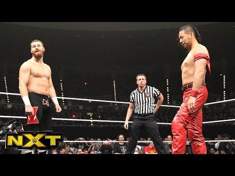 Relive the epic battle between Shinsuke Nakamura and Sami Zayn: WWE NXT, April 6, 2016