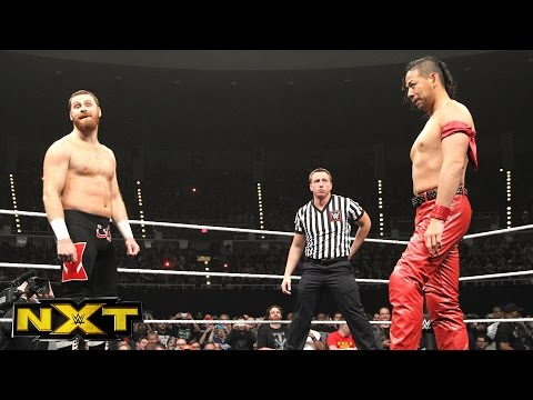 Relive the epic battle between Shinsuke Nakamura and Sami Zayn:  WWE NXT, April 6, 2016