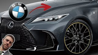 BMW Motor in a LEXUS??? 2020 Lexus IS Leaks