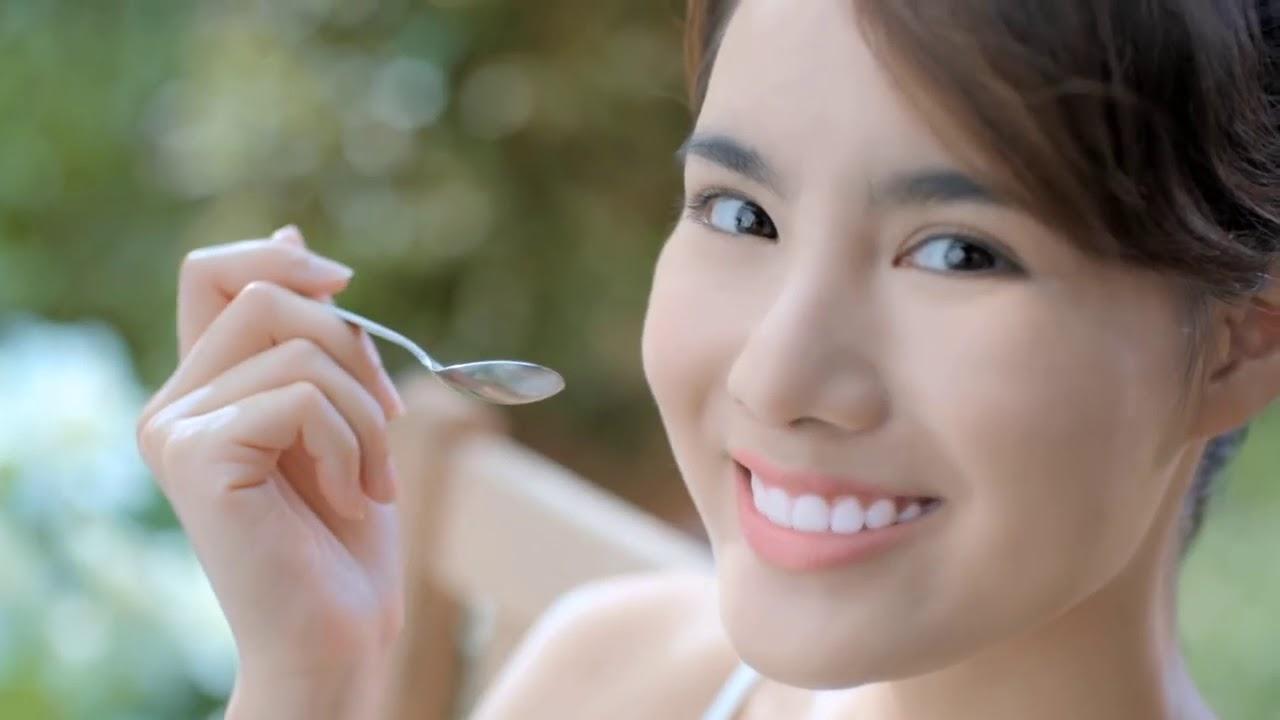 Quảng cáo Vinamilk Sữa chua Lựu đỏ mới – Vị thật ngon, da thật đẹp 35s