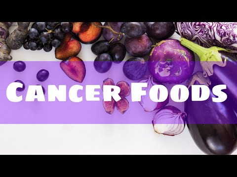CANCER PREVENTION Eat More Purple Foods to Prevent Cancer and a Healthier Gut and Heart