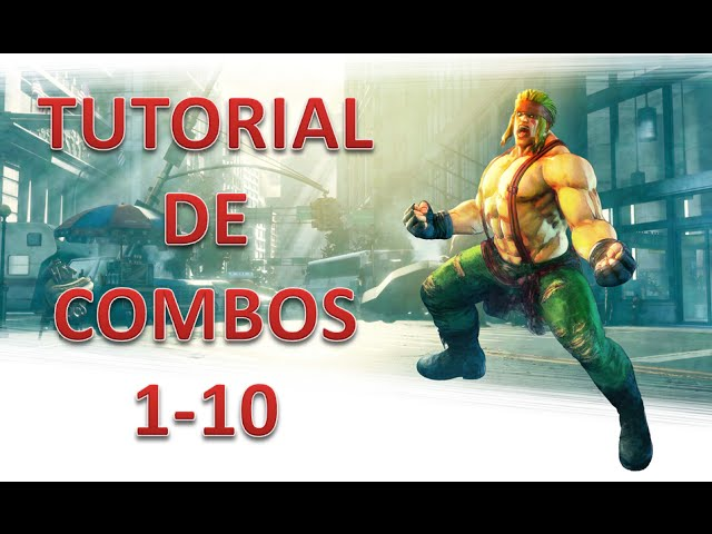 Tutorial de Combos (ALEX)