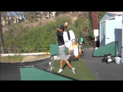 Matthew Modelo Swing Fan Drill