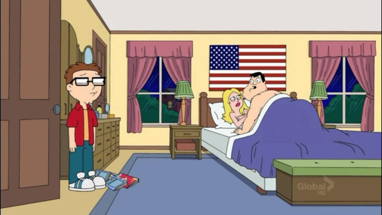 Can not Naked american dad what