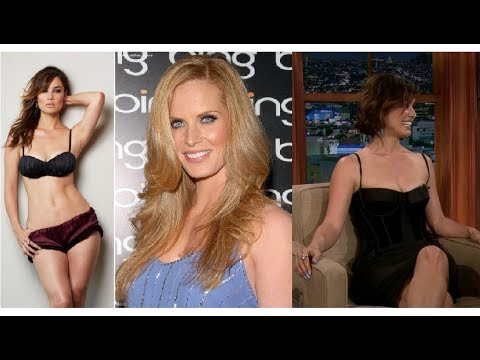 Rebecca Mader, Bérénice Marlohe, Sarah Shahi, Olga Kurylenko Flirt Compilation with Craig Ferguson
