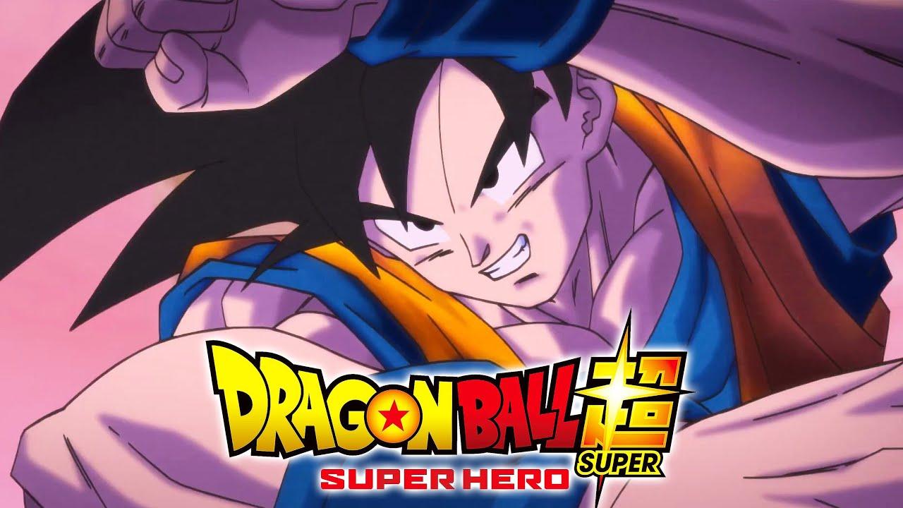 Download ILS SE FOUTENT DE NOTRE GUEULE ? FILM DRAGON BALL SUPER: SUPER HERO : MON AVIS SUR LE TRAILER !