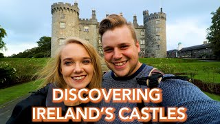 Exploring old castles in Ireland! (Kilkenny, Rock of Cashel, Blarney and more)