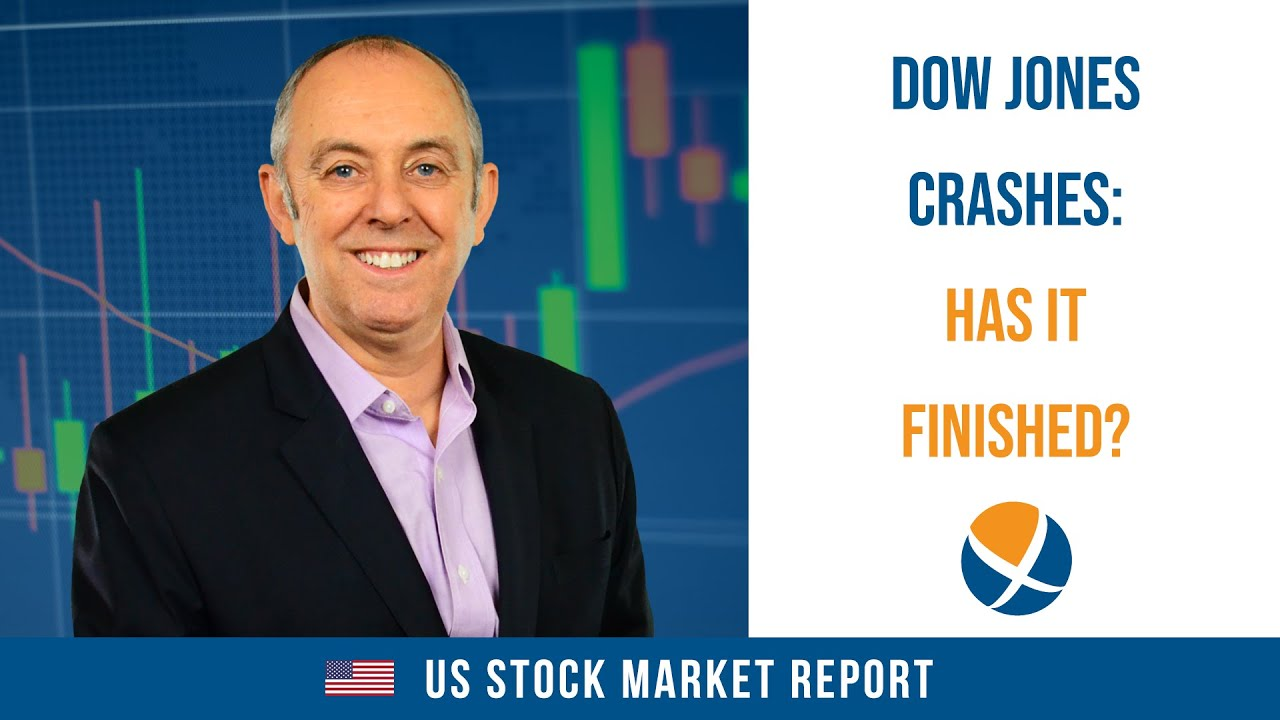 Dow retreats 330 points at the open a day after Nasdaq closes at ...