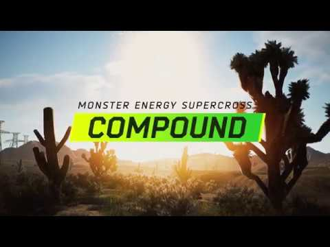 Monster Energy Supercross - The Official Videogame - DLC Compound